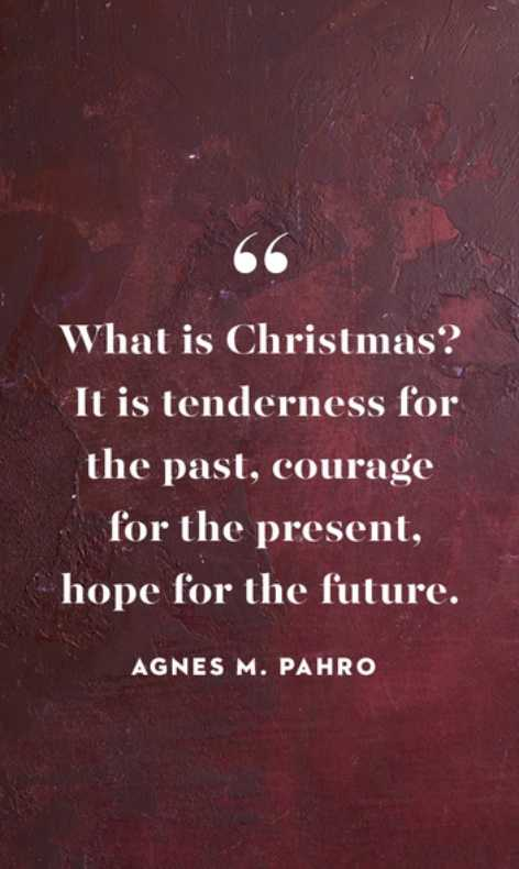 uplifting christmas quotes - christmas