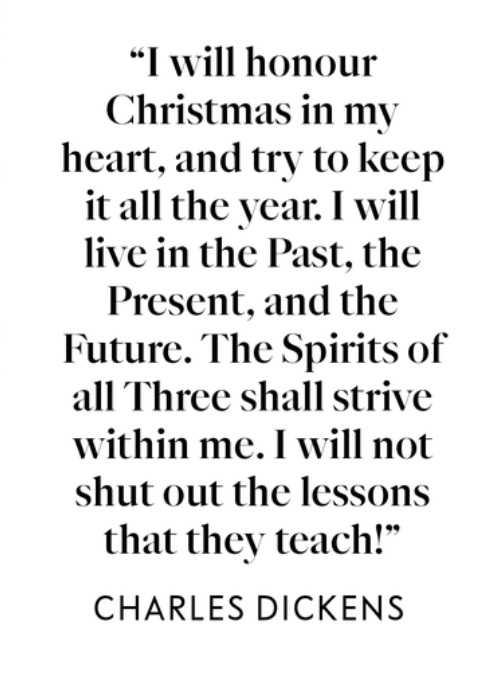 Inspirational christmas quotes - honoring christmas