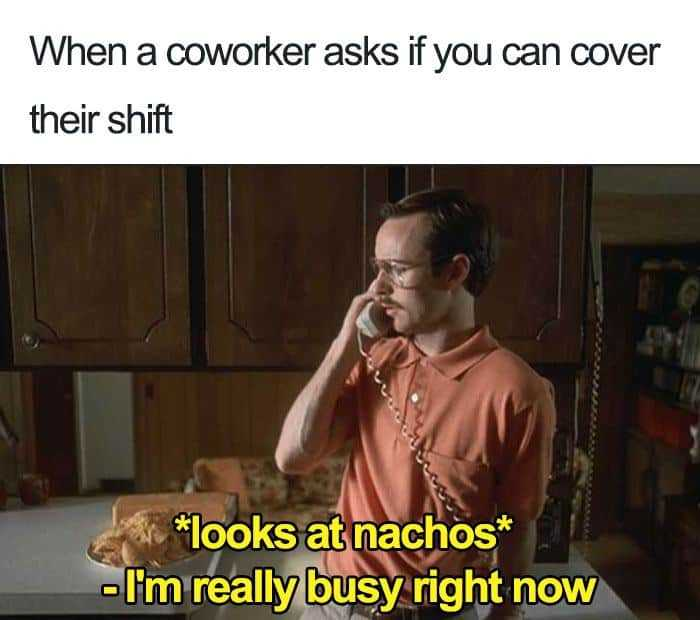 Hilarious Work From Home Meme Pics - Busy