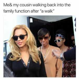 Relatable Queen Bey Memes - A Walk
