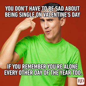 18 Singles Awareness Day Memes - Sad