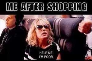 Relatable Shopping Memes - Help
