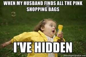 Relatable Shopping Memes - Busted