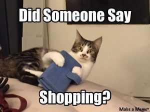 Relatable Shopping Memes - Shopping