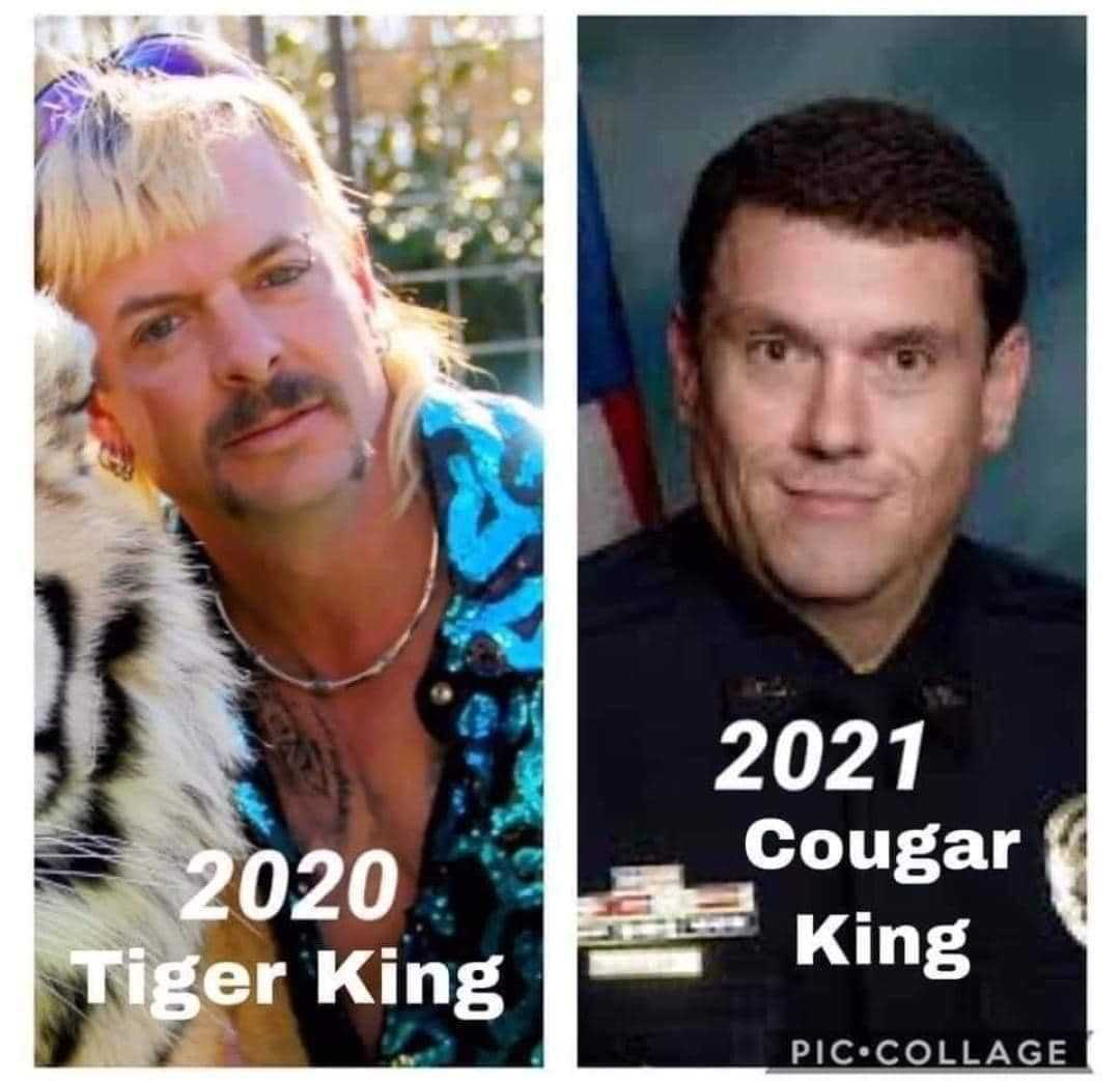 Jason Collier Memes Show He's The Tiger King Of 2021