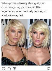 20 Celebrity Memes Which Went Viral - Taylor