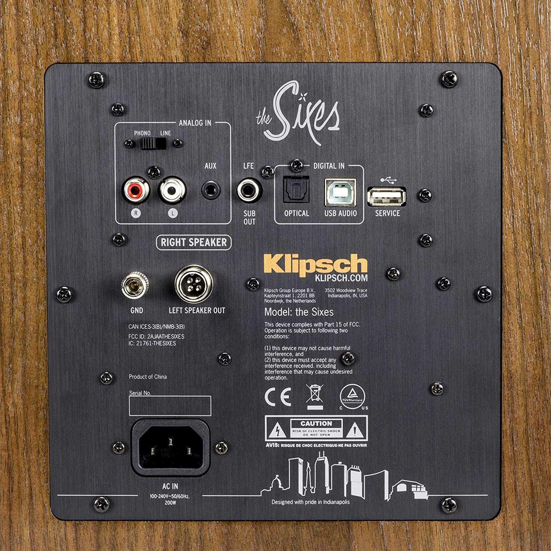 Klipsch The Sixes
