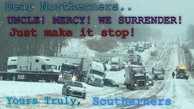 Texas Freeze Memes - Make It Stop