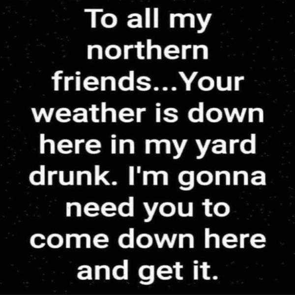 Texas Freeze Memes - Drunken Weather