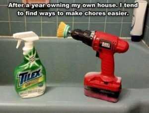 Life Hacks - Chores