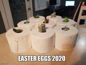 20 Funny Quarantine Easter Memes to laugh at