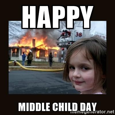 Clean Middle Child Memes