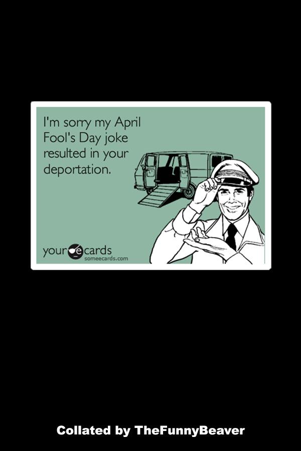 Funny April Fools Memes