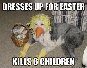 20 Funny Dog Easter Memes to Enjoy While You Binge Eat Easter Eggs