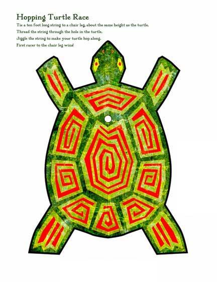 printables - turtle