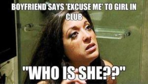 Funny girl problems memes