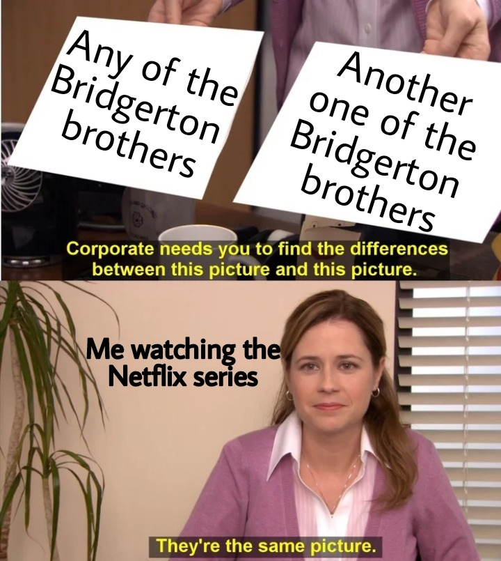 Bridgerton Memes Shareable