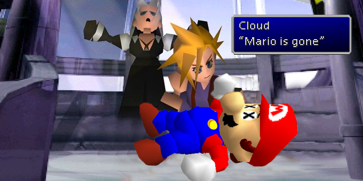 Hilarious Mario Memes