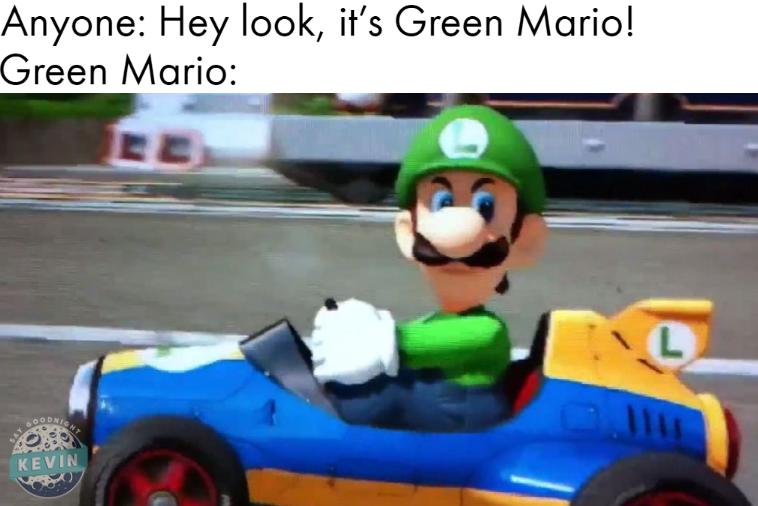 Clean Mario Memes
