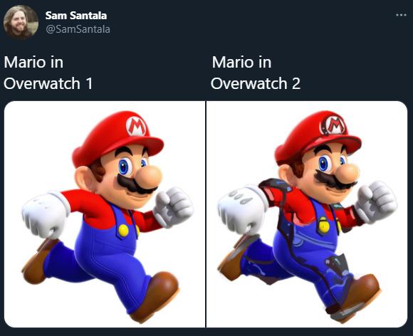 Mario Memes Kids