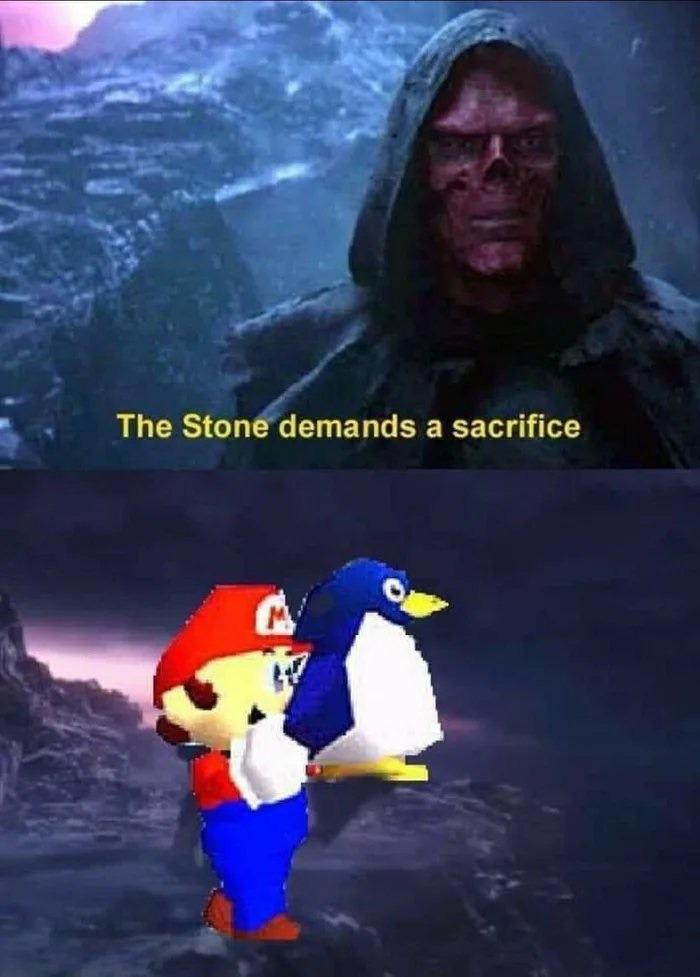 Mario Memes Clean