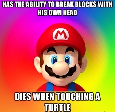 Awesome Mario Memes