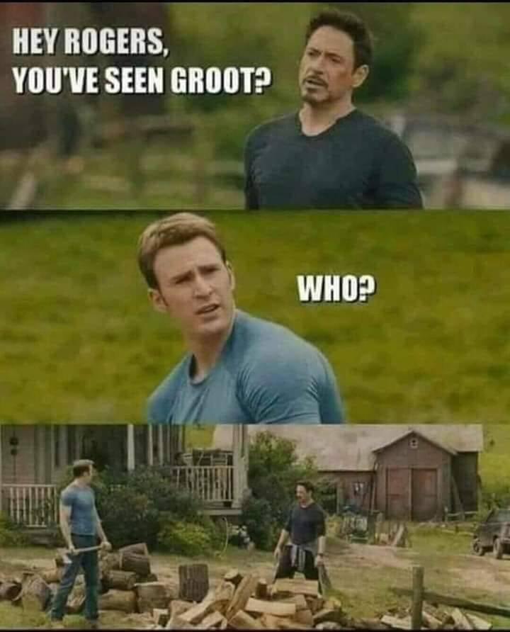Relatable Marvel Memes