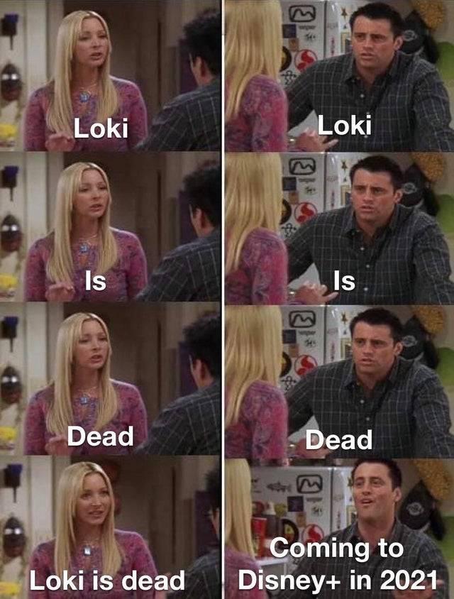 Clean Marvel Memes