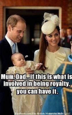 Awesome Royal Family Memes