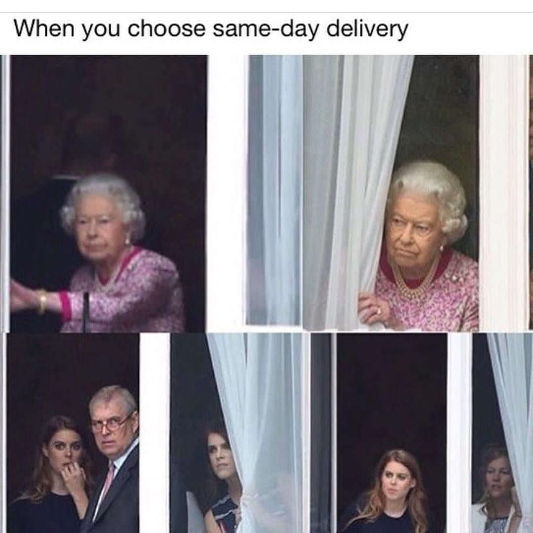 Royal Family Memes Relatable