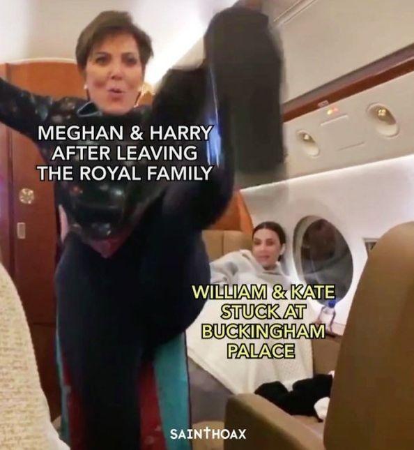 Hilarious Royal Family Memes