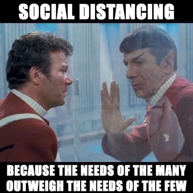 Relatable Star Trek Memes