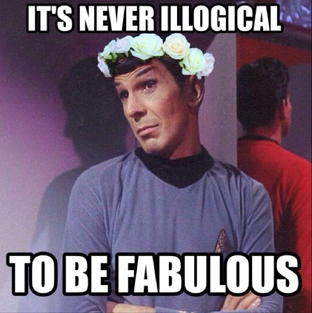 Clean Star Trek Memes