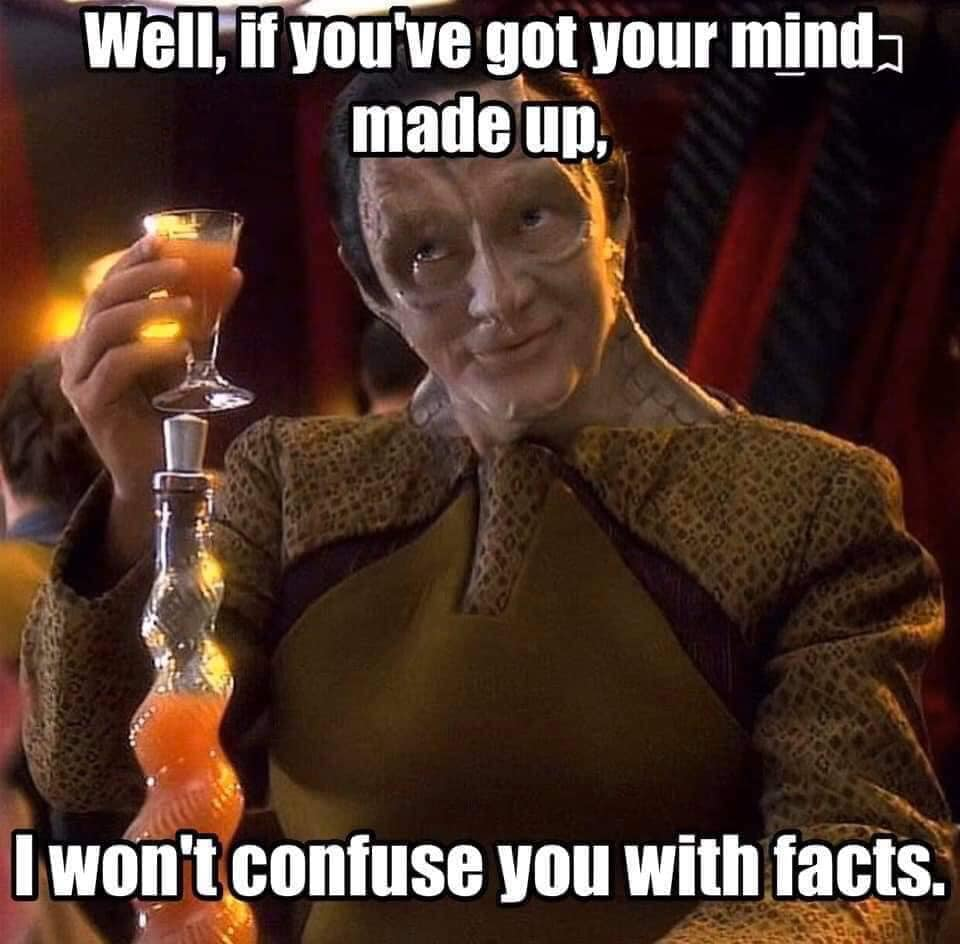 Star Trek Memes Clean
