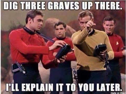 Star Trek Memes Pics