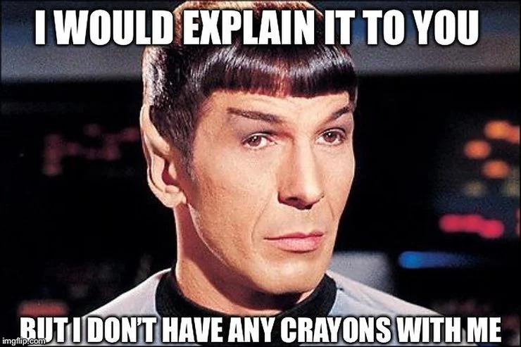 Star Trek Memes Old