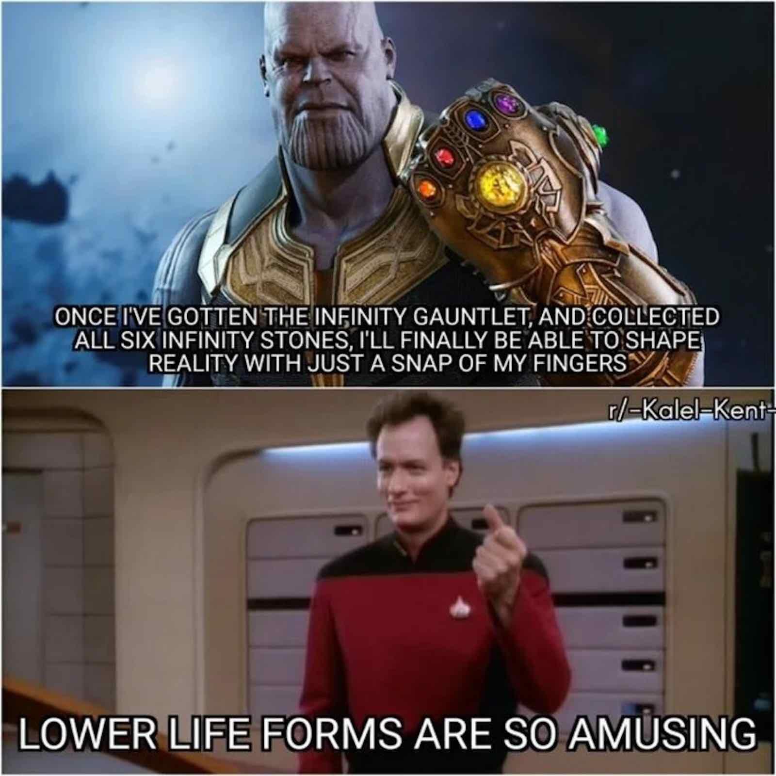 Star Trek Memes New