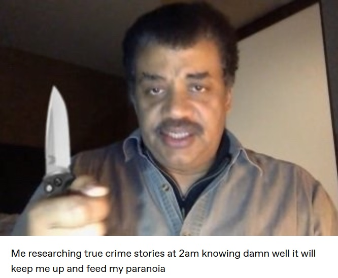 Funny True Crime Lover Memes