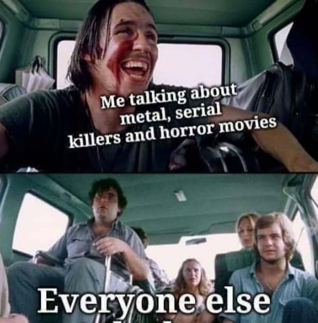 Hilarious True Crime Lover Memes