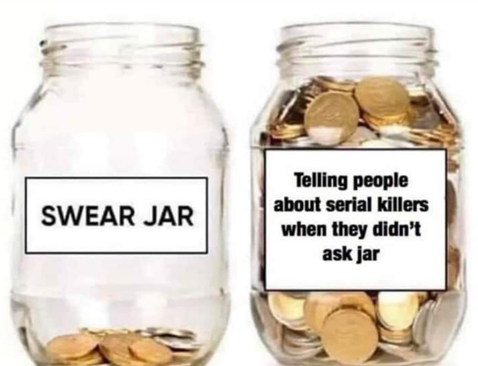 Hilarious True Crime Memes