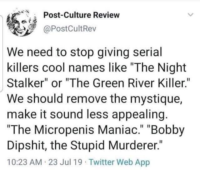 Relatable True Crime Memes