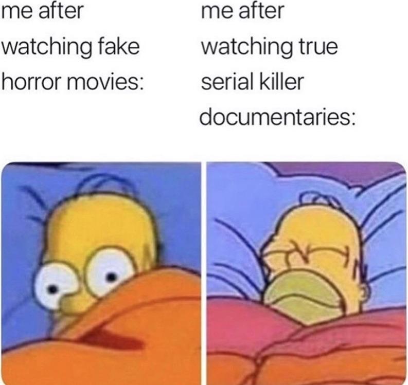 True Crime Memes Clean