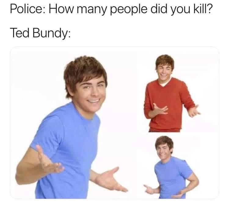Dirty True Crime Memes