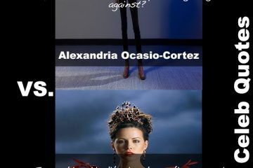30 Sexy Alexandria Occasio Cortez VS Kate Beckinsale Quotes